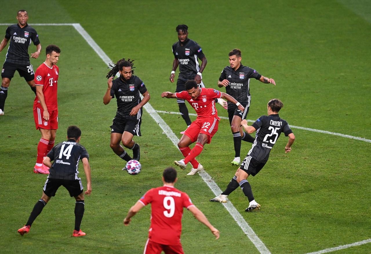 Лион - Бавария, 0:3