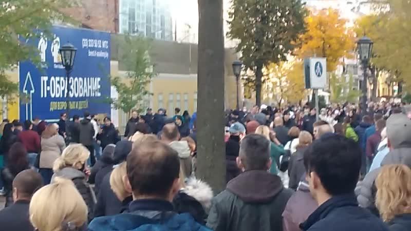 Это сегодня на Советской в Бресте