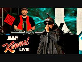 Живое выступление группы Cypress Hill, в шоу Jimmy Kimmel Live! (2019)