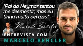 MARCELO BECHLER. Ele espantou o mundo com o furo da saída de Neymar e mais comentário que viralizou