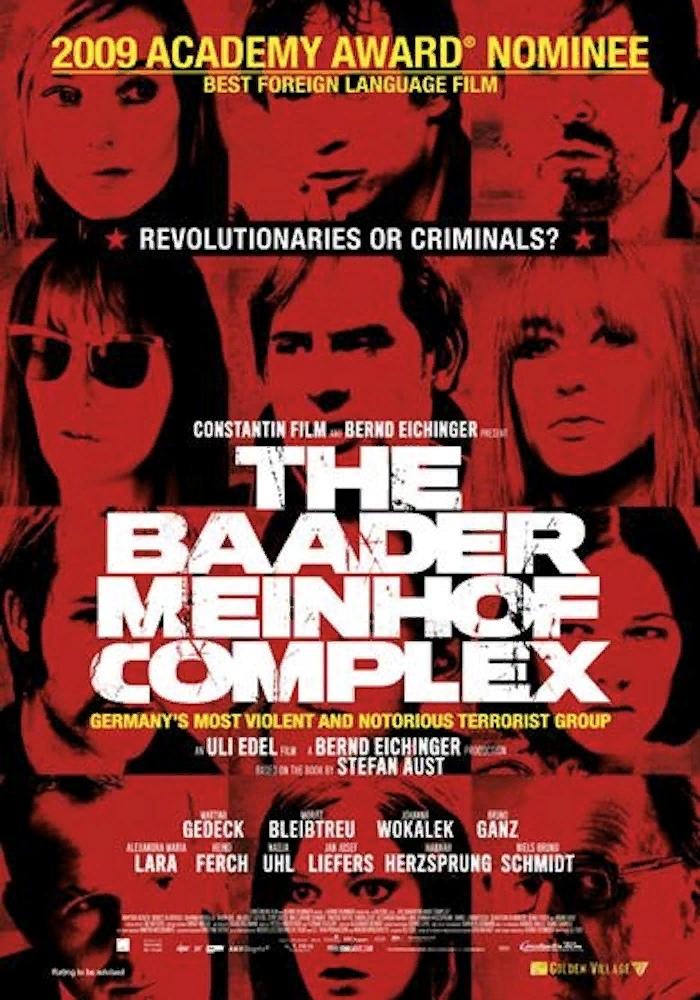 Комплекс Баадер-Майнхоф / Der Baader Meinhof Komplex