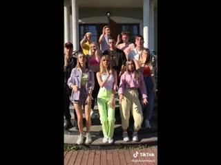 Глюк'oZa & X House Мурашки в TikTok (август 2020 года)