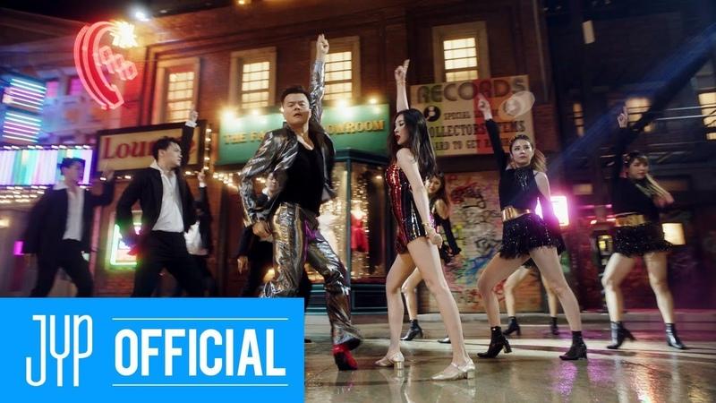 박진영 J Y Park When We Disco Duet with 선미 M V