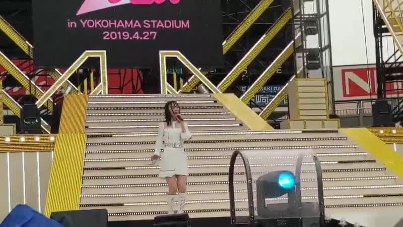 20190427 AKB48 Group Haru no LIVE Fes FanCam 13
