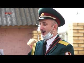 В брянском п.Путевка прошел концерт под открытым небом