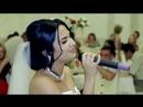 [v- Невеста поет на свадьбе очень красиво !.mp4