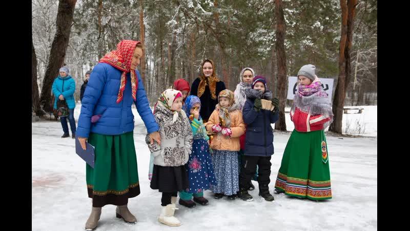 Детский ансамбль Вересень