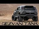 REZVANI TANK the most powerful suv