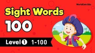 Learn English through Sight Words 100 LEVEL1 Full | Easy English with Brian Stuart | 쉽고 재미있는 영어