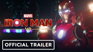 Marvels Iron Man VR - Official Trailer | Summer of Gaming 2020