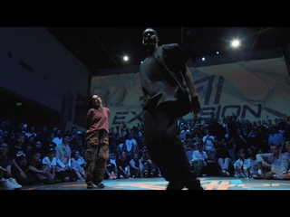 Gelya vs Rubix / Hip Hop 1/2 / Explosion Battle 2021