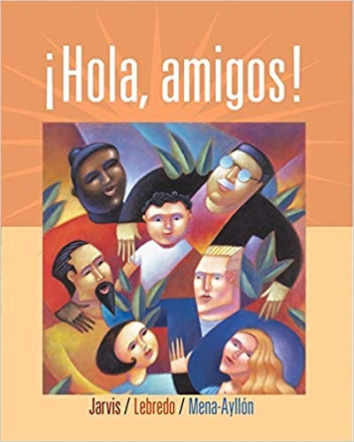 Hola, amigos! by Ana Jarvis