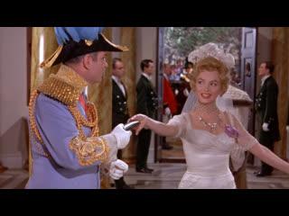 Принц и танцовщица / The Prince and the Showgirl (1957) WEBRip | 1080p (16+)