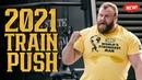 NEW 2021 Train Push Johnny Handsome Hansson Worlds Strongest Man