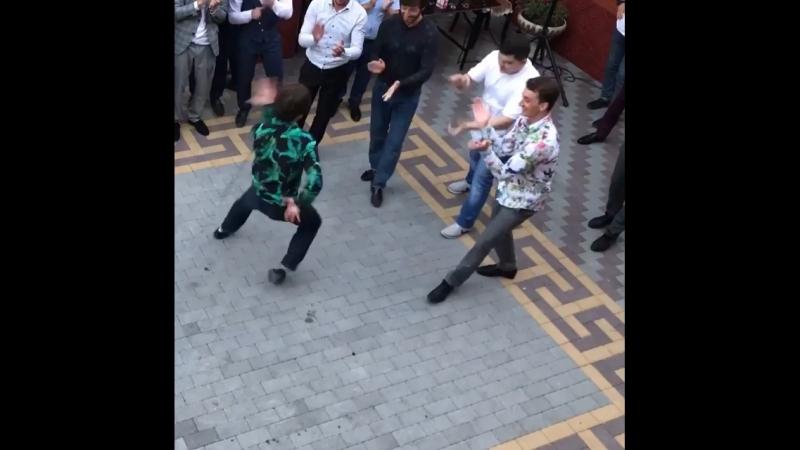 Гебек Мирзаханов и Марат Созаев