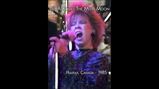 Luba In Concert - The Misty Moon, Halifax, Nova Scotia,1985