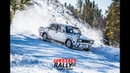 Jozef Béreš jr. Lada VFTS Lancer Evo IX WINTER RALLY Levoča Crash Action