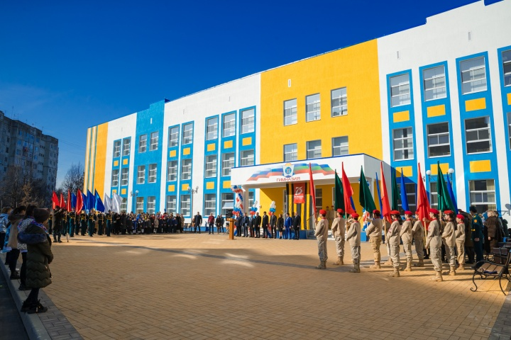 В КЧР открыли новый корпус крупнейшей в республике гимназии