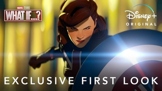 Exclusive First Look | What If…? | Disney+