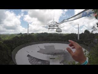 Китайская угроза в посылках / Самый крупный телескоп сломался / Тест вакцины на жителях Флориды