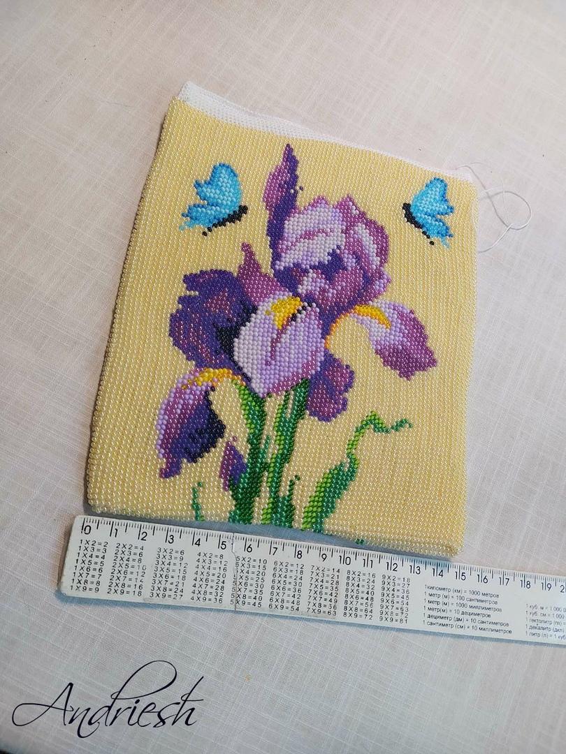 Как я сшиваю донышко и вшиваю в сумки подклад и фермуар., изображение №11
