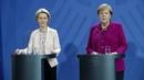 LIVE: Merkel und von der Leyen geben Pressekonferenz nach Gespräch mit chinesischen Regierungschefs