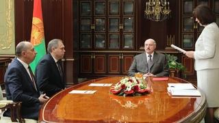 Лукашенко о назначениях: Надо навести порядок. Позор, когда руководители повязаны взятками