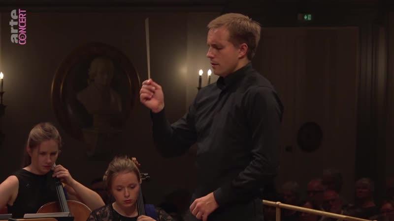 LEuropean Union Youth Orchestra joue Mahler - Vasily Petrenko