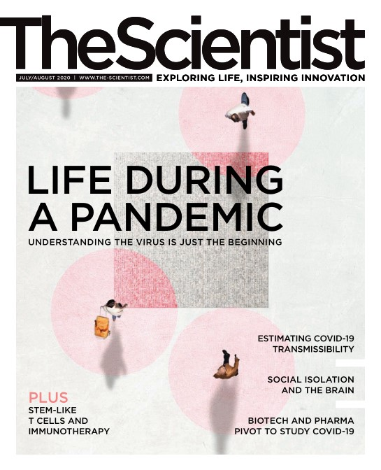 The Scientist – July-August 2020
