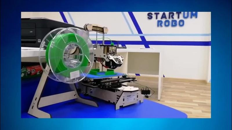 Печатаем деталь на 3D принтере