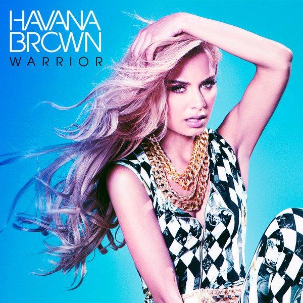 Havana Brown album Warrior - Single