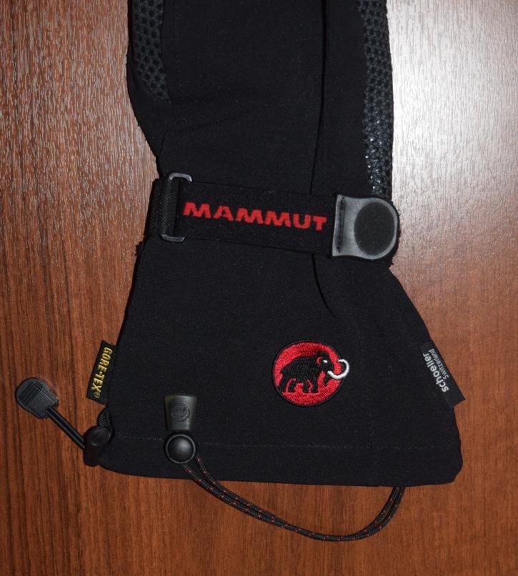 Название:перчатки Mammut Covermitt Glove  | Объявления Орска и Новотроицка №13483