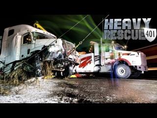 Спасатели тяжеловесы 1 сезон 6 серия / Heavy Rescue: 401 (2017)