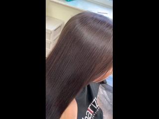 Видео от Hairstylist_Yulya_Perm