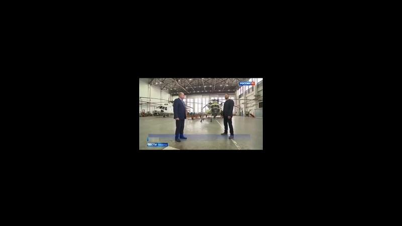 Николай Долгачёв в программе Вести недели о Бурятии