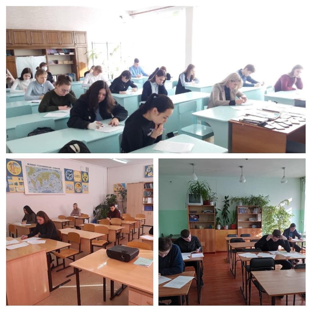 В школах Петровского района стартовали Всероссийские проверочные работы