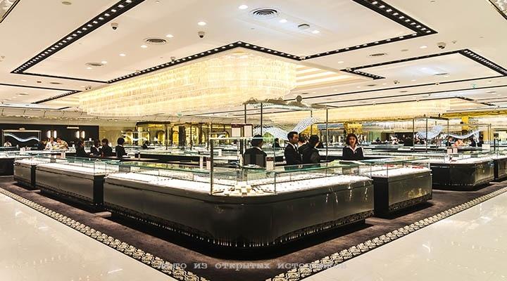 Ювелирная фабрика Gems Gallery в Паттайе фото 19
