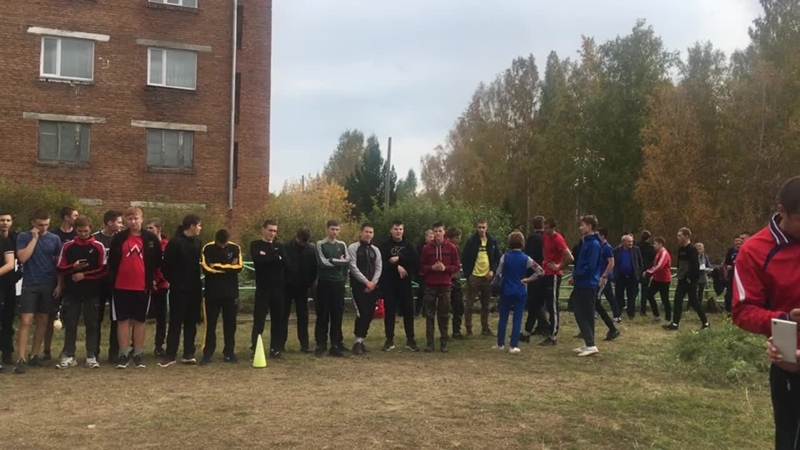 Осенний кросс ТГР 2020
