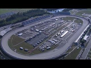 Chopper camera - Darlington - Round 27 - 2020 NASCAR Cup Series