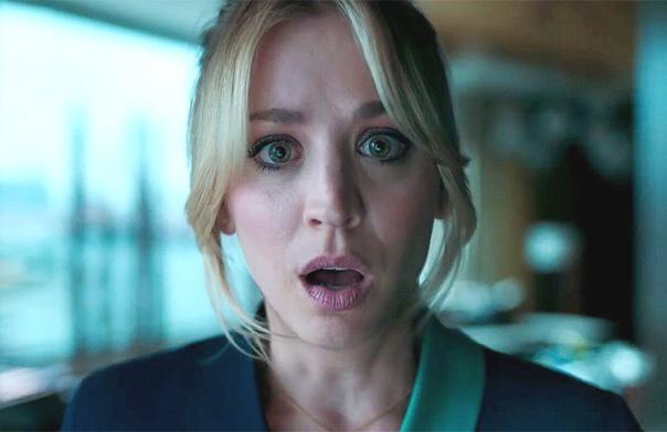 Комедийный триллер «Бортпроводница» с Кейли Куоко получил продление на второй сезон