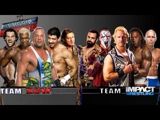Команда ECW против Команды TNA