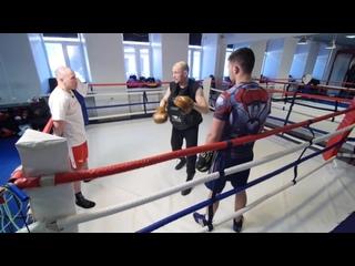 Нокаутирующие комбинации Николая Талалакина — убийственные контратаки в боксе от Профессора  rjv,byfwbb ybrjkfz nfk