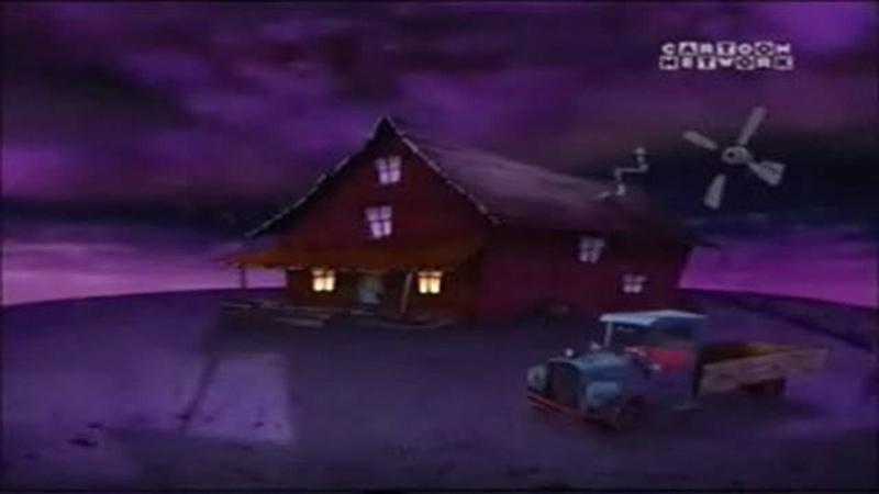 Молчание Мюриел Мультфильм из сериала Кураж трусливый пёс