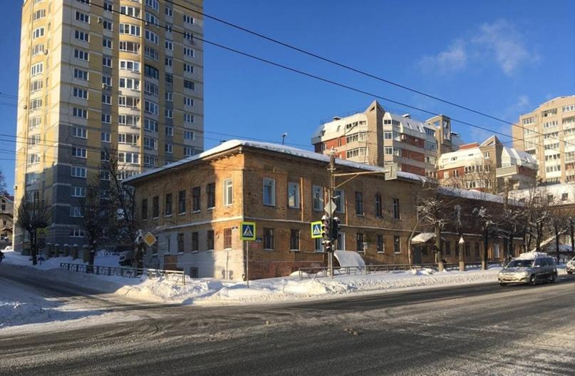 Дом Матанцева. 2021 г.