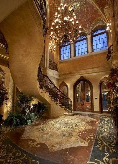 Роскошные лестницы #лестница@my.stroyka