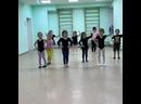 Танец-игра Для лягушат