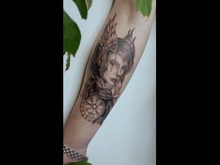 Видео от Тату в Севастополе   Prima Tattoo