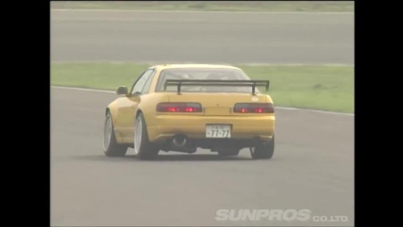 Video Option 77 — Tsukuba Super Lap 2000 Rd.7 at Tsukuba Circuit.