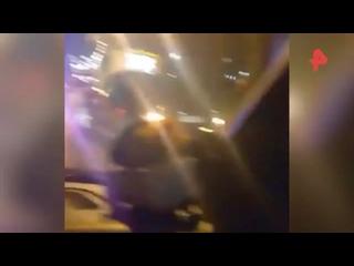 В Петергофе пьяный водитель на Mercedes сбил 82-ле...