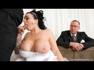 Payton Preslee [2021, Big Tits, Cuckold, Interracial (IR), Threesome, 1080p]